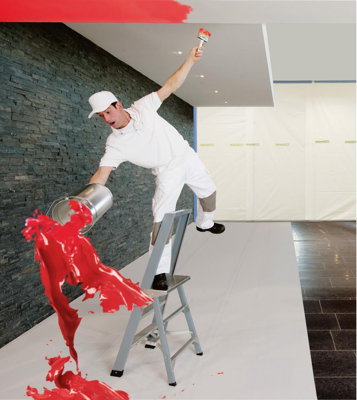 :::: NEW :::: PRIMACOVER Protection efficace des sols et des escaliers - Gamme complète de matériaux de protection pour les travaux de construction, de finition et de rénovation -